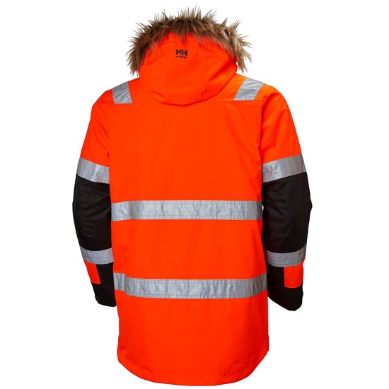 Helly Hansen Workwear Alna Winter Parka - Foto de detalle