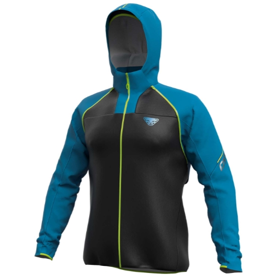 Dynafit Elevation 2 Gtx Jacket - Mykonos Blue