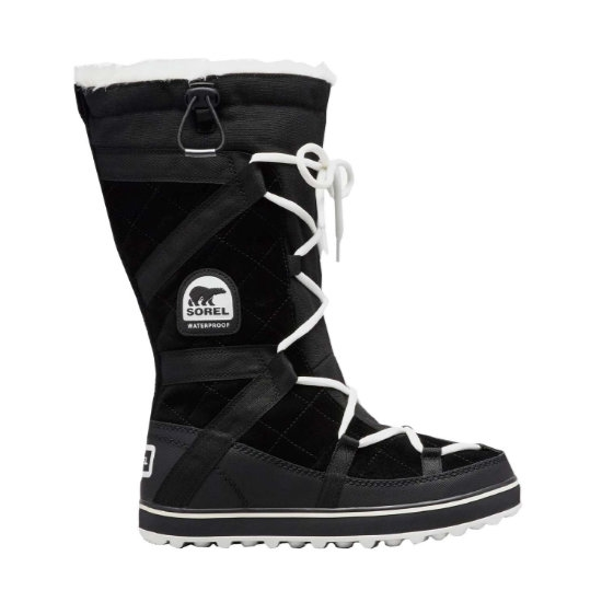 Sorel Glacy Explorer - Black