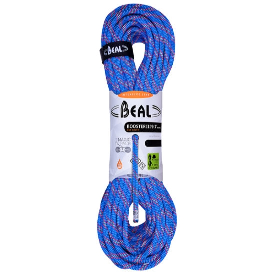 Beal Booster 9.7 mm x 60 m Dry Cover - Blue