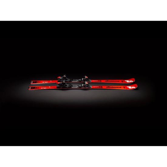 Nordica Doberman Spitfire Pro FDT + TPX 12 FDT - Photo de détail