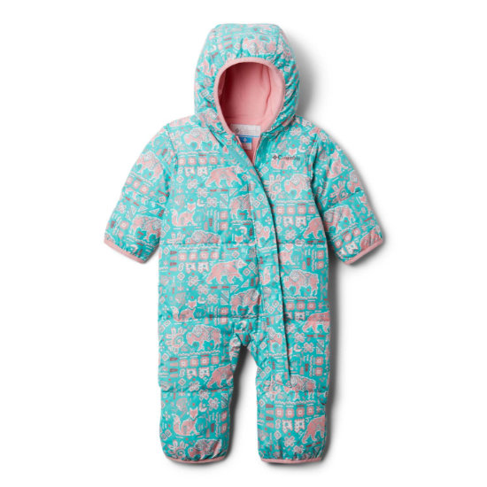 Columbia Snuggly Bunny Bunting - Green