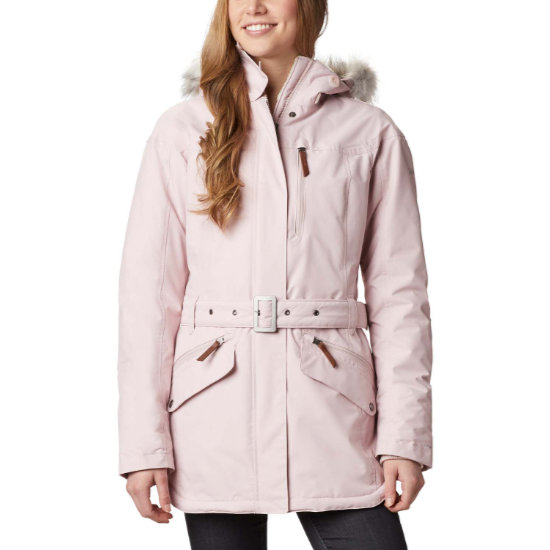 Columbia Carson Pass II Jacket W - Mineral Pink