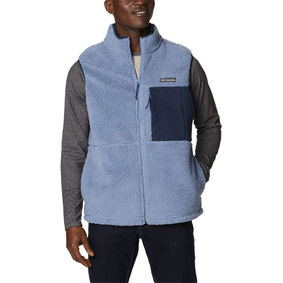 Columbia Mountainside Vest - Dark Blue