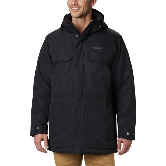 Columbia Rugged Path Parka - Black