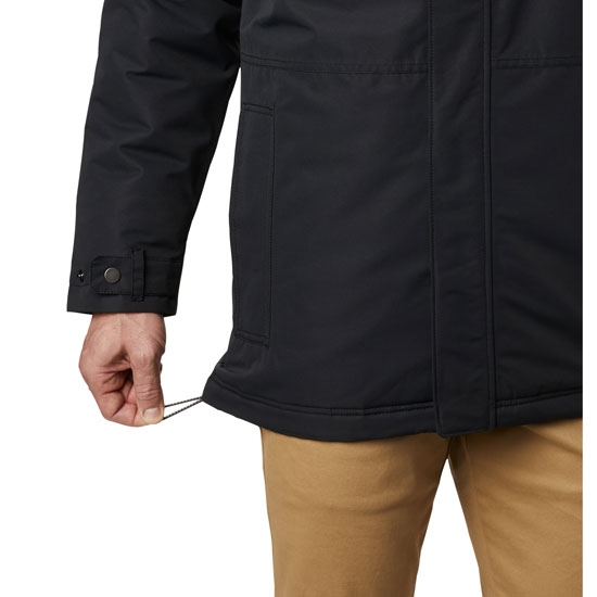 Columbia Rugged Path Parka - Photo of detail