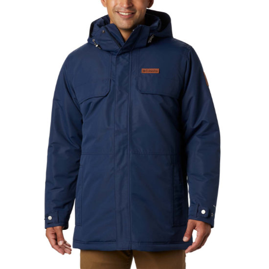 Columbia Rugged Path Parka - Blue