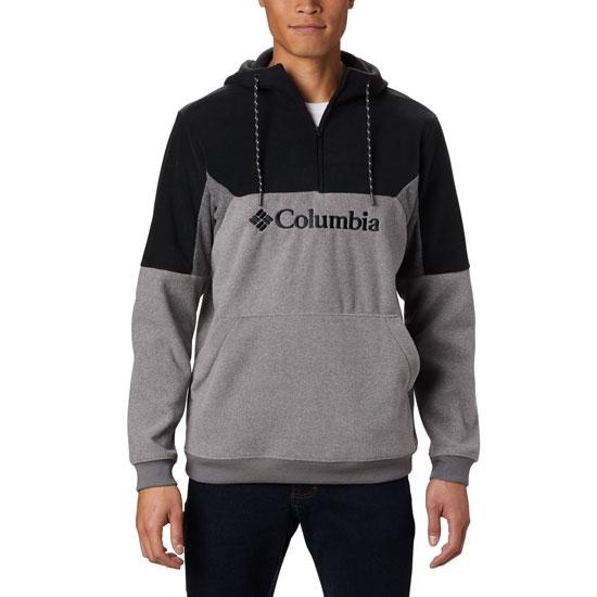 Columbia Columbia Lodge II Fleece Hoodie - Grey