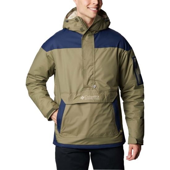 Columbia Challenger Pullover - Green