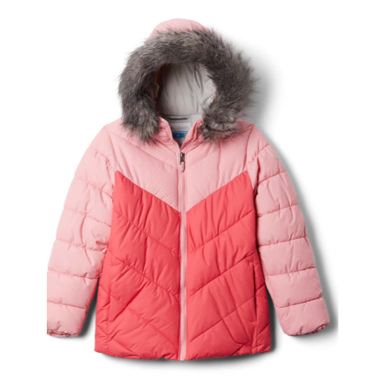 Columbia Arctic Blast Jacket Girls - Red