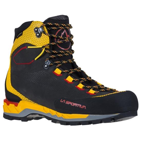 La Sportiva Trango Tech Leather Gtx - Black/Yellow