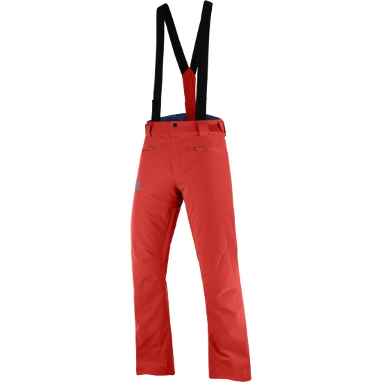Salomon Stance Pant - Goji Berry