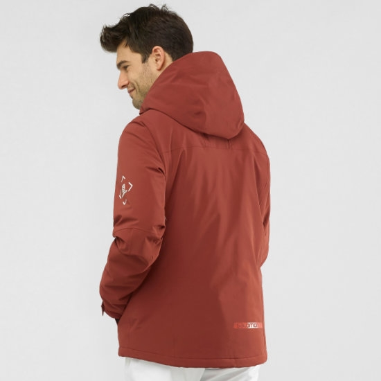 Salomon Highland Jacket - Foto de detalle