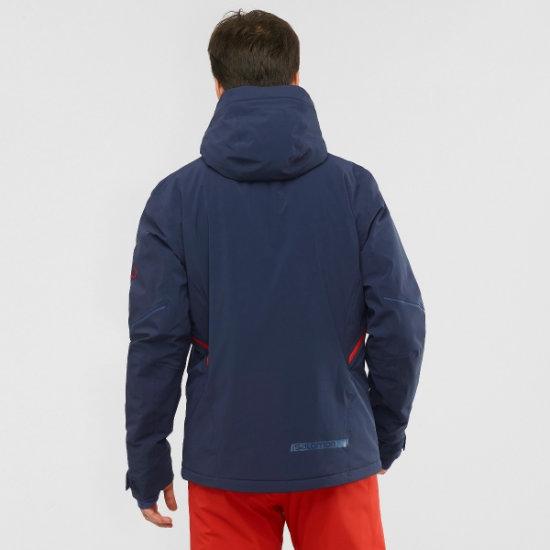 Salomon Brilliant Jacket - Photo de détail