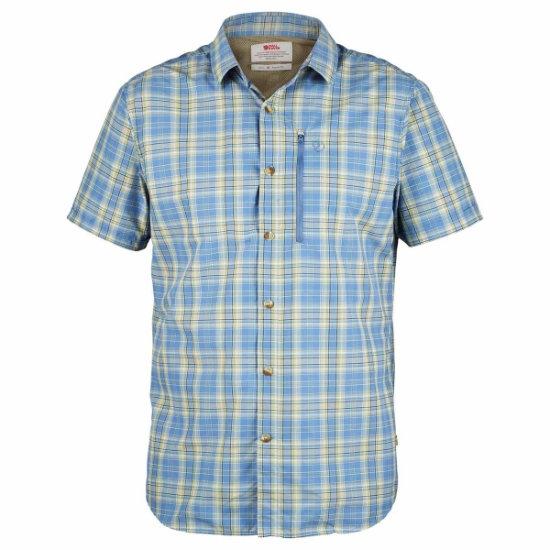 Fjällräven Abisko Hike Shirt - Blue Ridge