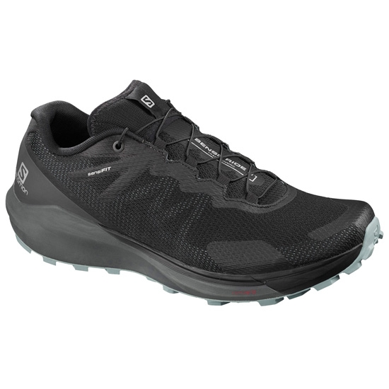 Salomon Sense Ride 3 - Black/Ebony/Lead