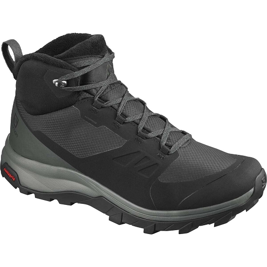 Salomon OUTsnap CSWP - Black/Urban Chic/Bk