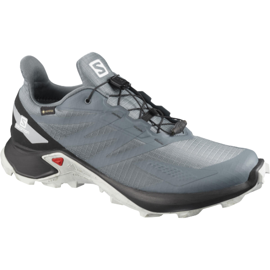Salomon Supercross Blast Gtx - Stormy Weather / Black / Quarry