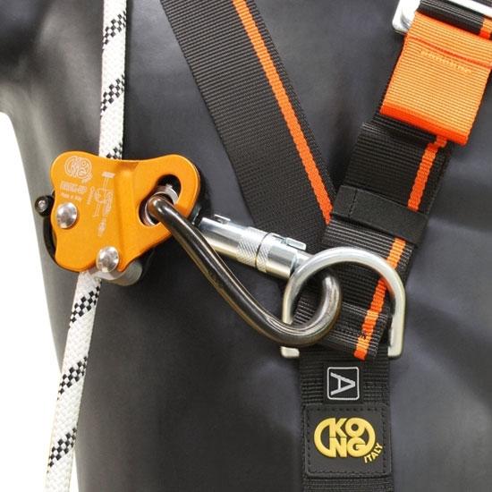 Kong Ovalone DNA Autolock - Detail Foto