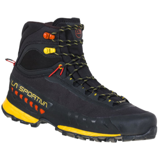 La Sportiva Txs Gtx - Black/Yellow