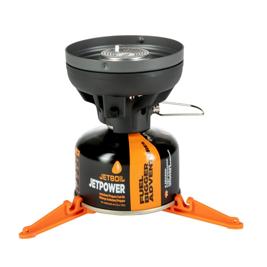 Jetboil Flash - Photo of detail