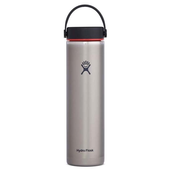 Hydro Flask 24oz Lightweight Wide Mouth - Slate