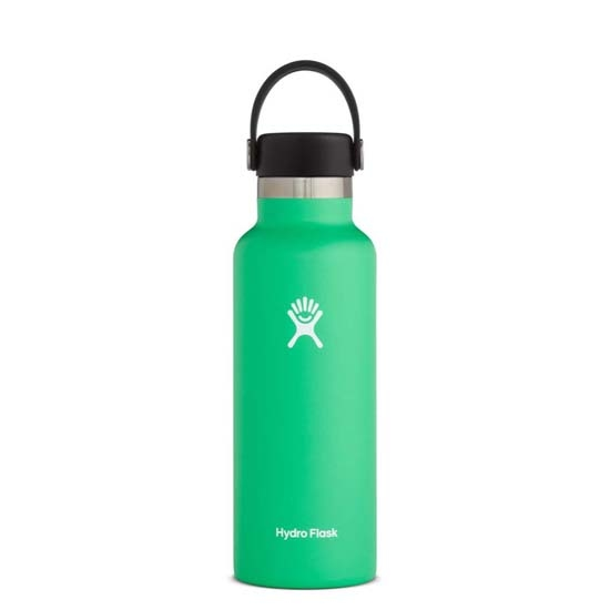 Hydro Flask 18oz Standard Mouth - Spearmnt