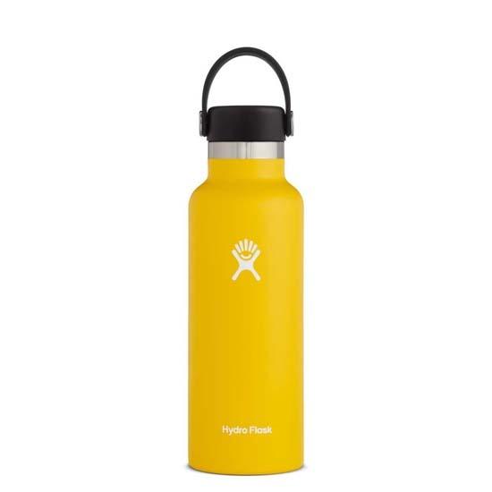 Hydro Flask 18oz Standard Mouth - Sunflowr