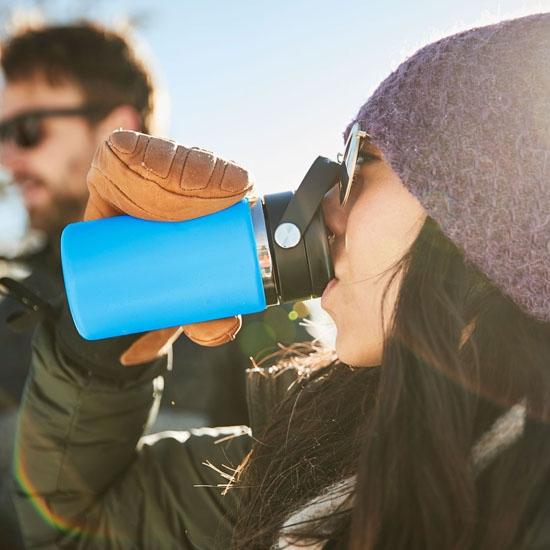 Hydro Flask 16Oz Wide Mouth W/Flex Sip Lid - Photo de détail