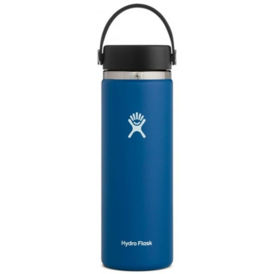 Hydro Flask 20Oz Wide Mouth W/Flex Cap 2.0 - Cobalt