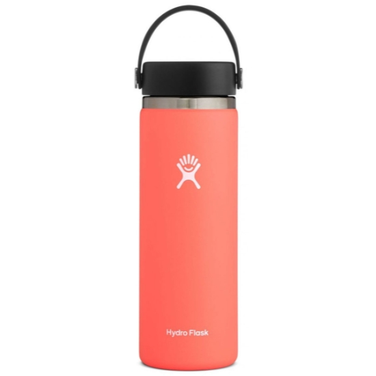 Hydro Flask 20Oz Wide Mouth W/Flex Cap 2.0 - Hibiscus