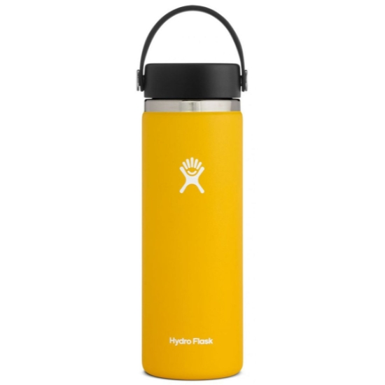 Hydro Flask 20Oz Wide Mouth W/Flex Cap 2.0 - Sunflower