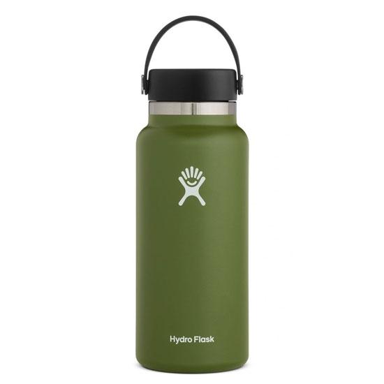 Hydro Flask 32Oz Wide Mouth W/Flex Cap 2.0 - Olive