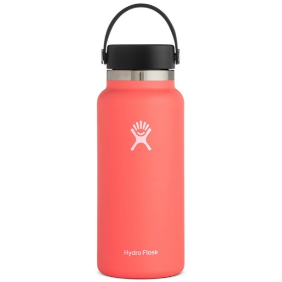 Hydro Flask 32Oz Wide Mouth W/Flex Cap 2.0 - Hibiscus