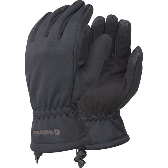 Trekmates Rigg Windstopper Glove - Black