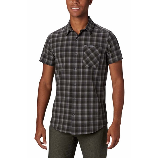 Columbia Triple Canyon SS Shirt - Columbia Grey Mini