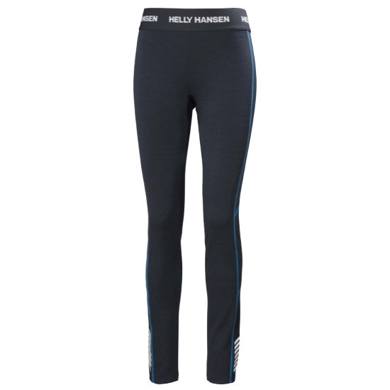 Helly Hansen Lifa Merino Lightweight Pant W - Navy