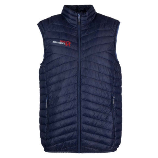Rock Experience Kalea Padded Vest - Blue Nights