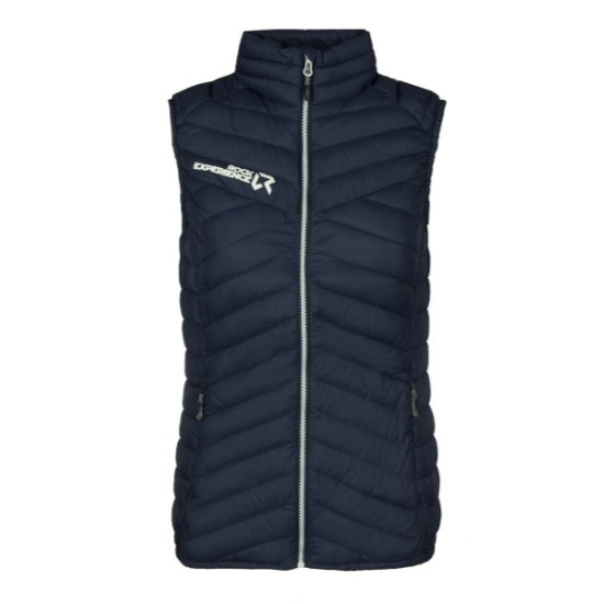 Rock Experience Kalea Padded Vest W - Blue Night
