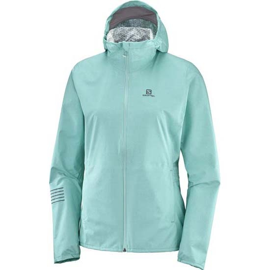 Salomon Lightning WP Jacket W - Meadowbrook