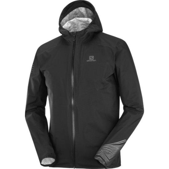 Salomon Bonatti WP Jacket - Black/Reflective