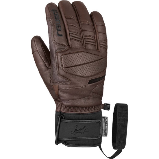 Reusch Marcel Hirscher R-TEX® XT - Dark Brown