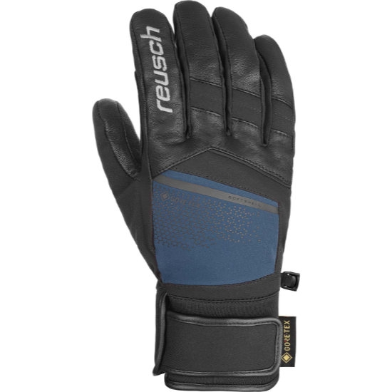 Reusch Beat GTX - Black/Dress Blue