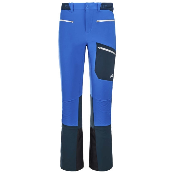 Millet Extreme Rutor Shield Pant - Abyss/Orion Blue
