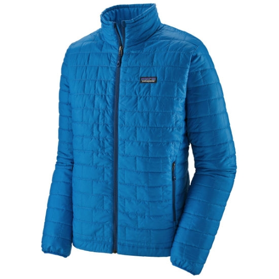 Patagonia Nano Puff® Jacket - Andes Blue