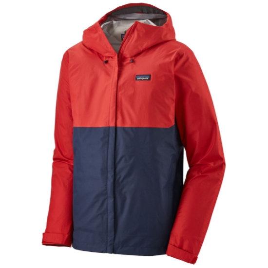 Patagonia Torrentshell 3L Jacket - Fire
