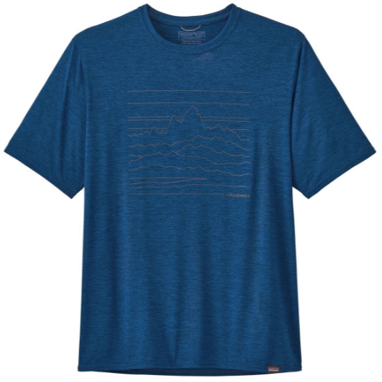 Patagonia Capilene® Cool Daily Graphic Shirt - Up High Endurance