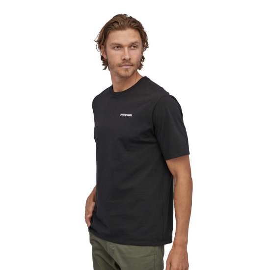 Patagonia P-6 Logo Respon Tee - Photo of detail