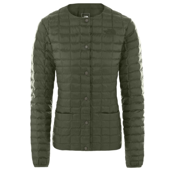 The North Face ThermoBall Eco Active Bomber W - New Taupe Green