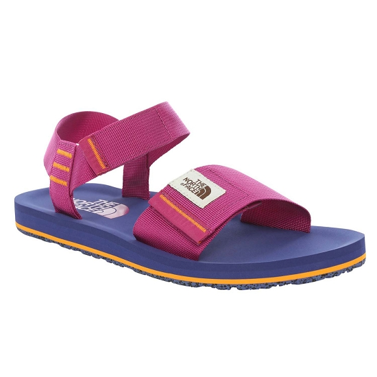 The North Face Skeena Sandal W - Wild Aster Purple/Bright Navy